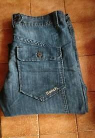 """""""BENCH"""" designer jeans"""
