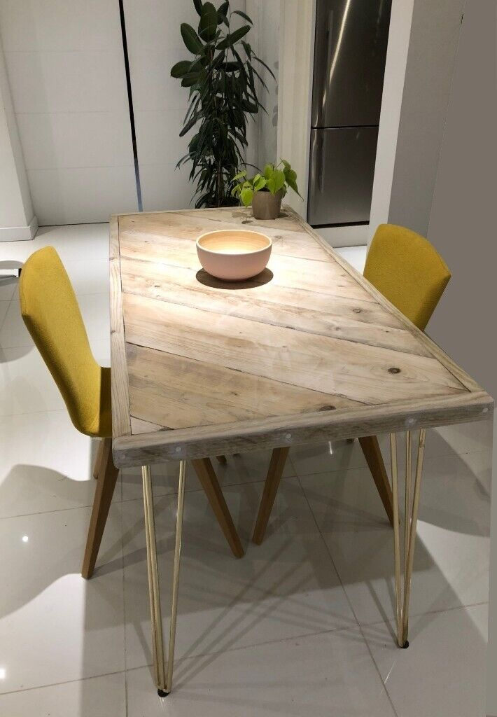 Remarkable Reclaimed Scaffold Board Tables Benches Stools In Horsham West Sussex Gumtree Caraccident5 Cool Chair Designs And Ideas Caraccident5Info