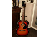 Vintage 1960s Audition Acoustic guitar MADE IN JAPAN