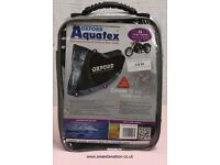Oxford Aquatex Indoor/Outdoor motorcycle cover Brand New in Pack (Ex Display) From £15.00