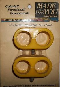 """MADE 4 YOU PRODUCTS T-STYLE CLAMPS FOR 13/16"""" & 15/16"""" O/D HOSES Belleville Belleville Area image 1"""