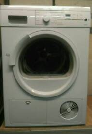 SIEMENS 7KG CONDENSER DRYER **FREE LOCAL DELIVERY 3 MONTHS GUARANTEE**