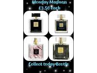 Little black dress perfumes