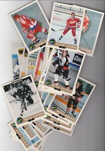 Carte hockey Classic Draft Picks 1992-93 (H198)
