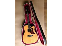 Yamaha A3R Electro Acoustic Guitar and Hiscox Hard Case **SWAP**