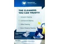 Diamond Cut Cleaning Company.