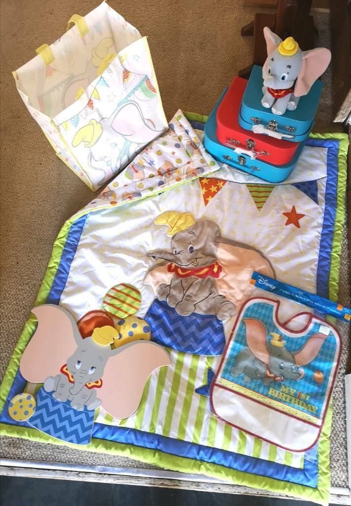 Fine Dumbo Nursery Bundle In Swindon Wiltshire Gumtree Caraccident5 Cool Chair Designs And Ideas Caraccident5Info