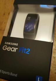 Brand New Samsung Gearfit 2 ( Unopened Sealed Box ) £140 ( RRP £179.00 )