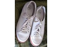 FITFLOP MENS SUPERTONE TRAINERS. SIZE 11.