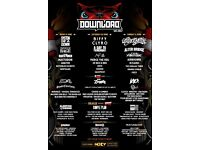 2 x 5 Night camping download tickets + Carpark