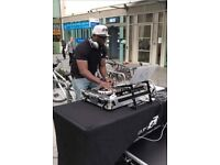 Professional DJ for hire with own equipments. DJ Wanted