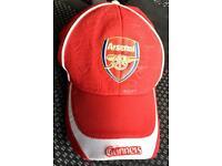 OFFICIAL ARSENAL FC BASEBALL CAP - £10