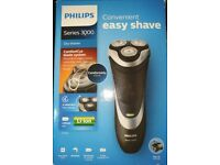 Philips dry shaver 3000
