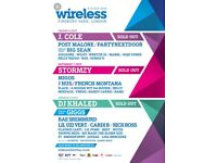 SATURDAY WIRELESS TICKETS