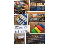 Magic tracks glow in the dark 220 pieces cheap £12