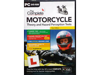 Motorcycle Theory and Hazard Perception Tests New Edition by Focus Multimedia Ltd