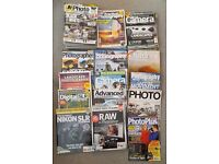 Collection of Photography magazines