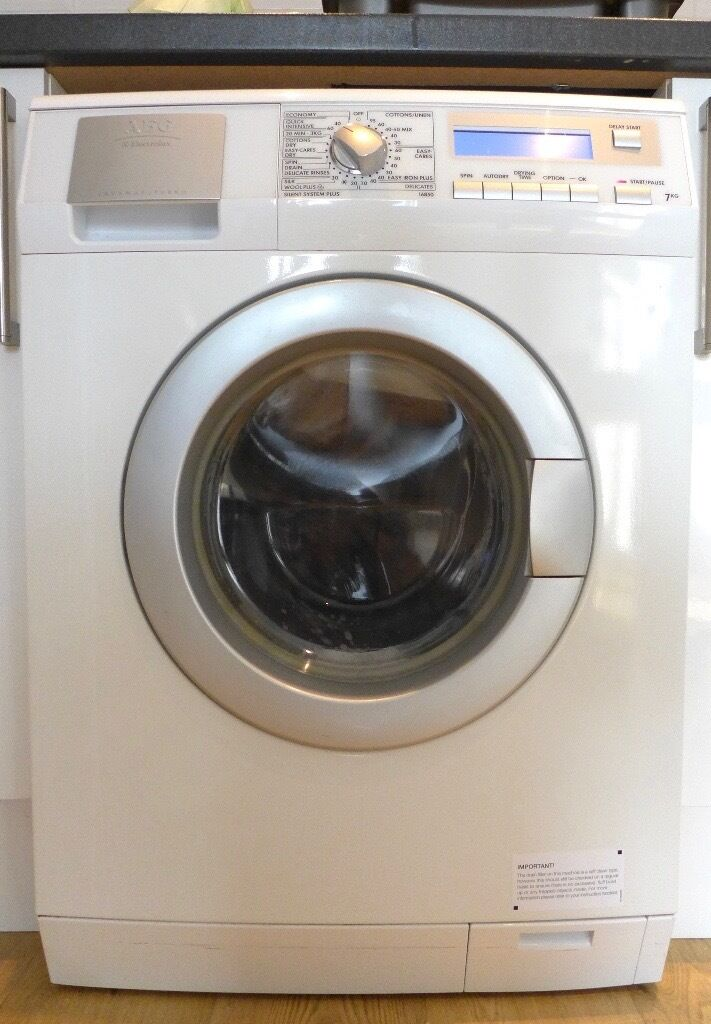 Silent Washer And Dryer Home Safe