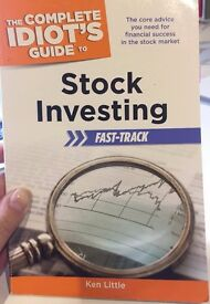 STOCK INVESTING [fast track] - The Complete Idiot's Guide (free pen)