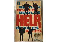 Beatles 'Help' Paperback 1965 by Al Hine