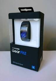 BRAND NEW/SEALED Samsung Gear Fit2 Large Sports Band