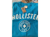 Hollister Tshirt. New, with tags. From USA.