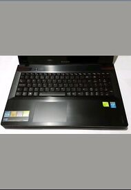 Laptop Y510p 3.00-3.20 GHz Intel i7-4930MX 16GB RAM 240SSD Hard Drive and 2 2x Graphic Card Sli