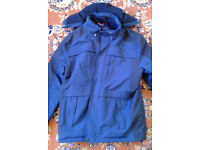 Maine New England waterproof long jacket XL