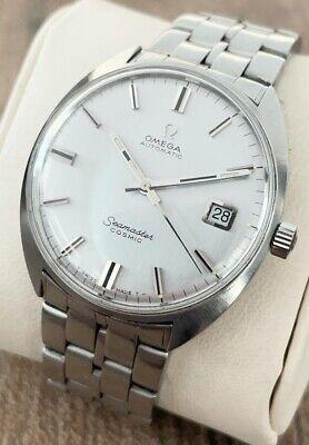 Omega Seamaster Cosmic Automatic Vintage Men's Watch 1969, Serviced + Warranty