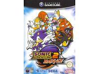 Sonic Adventure 2 Battle (Nintendo GameCube, 2002) - With Booklet