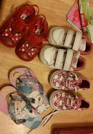 Toddler shoes size 6 to 9
