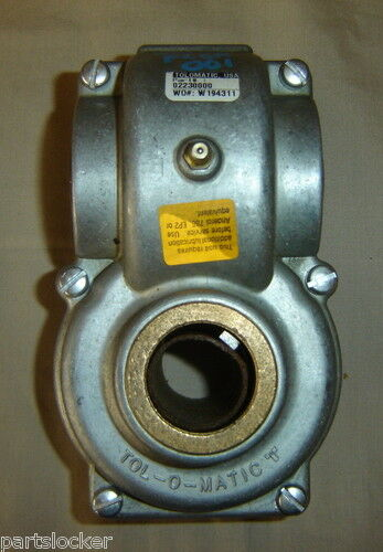 TOLOMATIC 02230000 FLOAT-A-SHAFT GEAR BOX TOL-A-MATIC