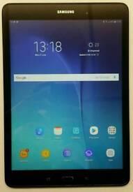 Samsung Tab A - SM-T555 - WiFi/Unlocked - 16GB - Black