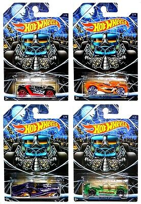 y Halloween KMart Krogers Set of 4 1:64 Diecast Vehicles! (Halloween Kmart)