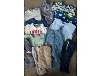 Baby Boys 0-3 Clothing Bundle