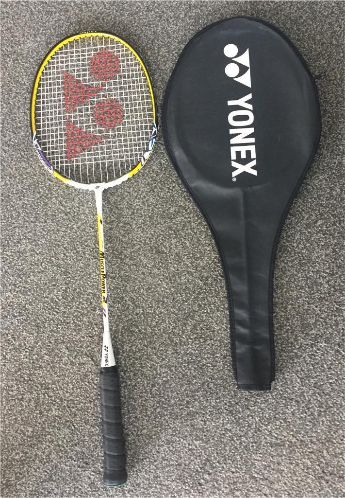 Badminton Racket - YONEX MUSCLE POWER 2 | in Broughton ...