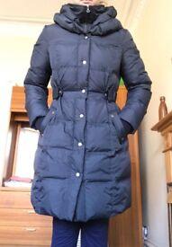 DKNY Mid-length Winter Coat