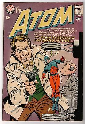 DC Comics ATOM  Silver age #15  1964 FN 5.5 Kane cover