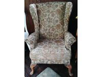 Pair of original Parker Knoll armchairs - £100 for the pair