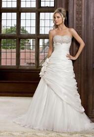 Ronald Joyce 'Livia 61016' Size 18 Wedding Dress