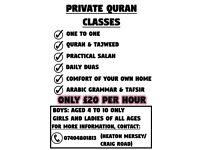 Qur'an classes
