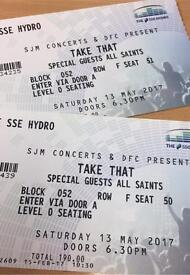 VIP Take That Tickets