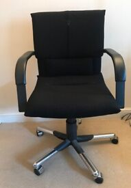 office swivel chair Vitra Mario Belini Figura fabric 2000s