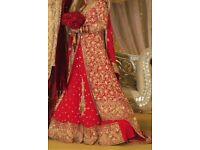 Wedding lehnga/ dress