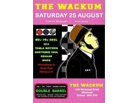 SATURDAY 25th AUGUST - 60s 70s SOUL / REGGAE / MOTOWN with DOUBLE BARREL – WHITEHALL