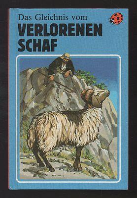 Das Gleichnis vom verlorenen Schaf – Sylvia Mandeville  Kinderbuch 5 Bilder ()