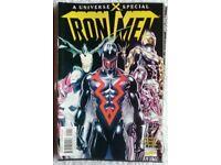 Universe X: Iron Men