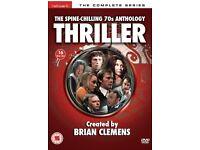 Thriller - Spine-chilling 70s Anthology 15 DVD box set
