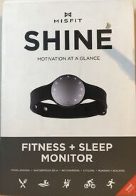 Misfit Shine Fitness + Sleep Monitor {Motivation At A Glance}
