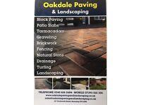 (Oakdale paving & landscaping )